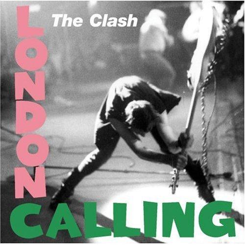 10 pochettes de disque qui vous le donnent Clash-london-calling